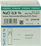 Kochsalzlösung 0,9% Miniplasco connect 10X10 ml
